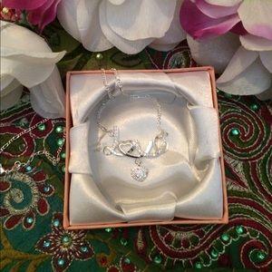 Jewelry - 💖Brighton Love Script Necklace 💖
